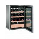 Transport Gratuit - Vitrina de vinuri Liebherr WKes 653, 38L, Inox