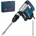 www.magazinieftin.ro-BOSCH GSH 5 CE Ciocan demolator SDS-max 1150 W, 8.3 J + spitz 0611321000-0611321000-20