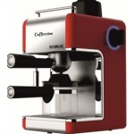 Espressor Manual Samus Caffeccino, 3.5 bari, rosu