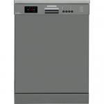 Masina de spalat vase Heinner HDW-FS6006DGA++, 12seturi, Dark Grey