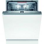 BOSCH Masina de spalat vase incorporabila Bosch SMV4HVX32E, 13 seturi, 6 programe, Clasa E, Home Connect, 60 cm
