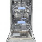 Masina de spalat vase incorporabila Heinner HDW-BI4582TA++, 10seturi