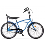 "Bicicleta Pegas Strada1 17STRADA1ST2SBLU, 26"", Albatrsu Franghii"