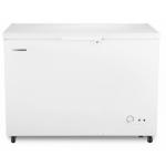 Lada frigorifica Heinner HCF-306A+, 306l, Alb