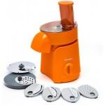 Feliator multifuncţional cu răzătoare Oursson MS2060/OR, 200W, portocaliu