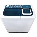 Masina de spalat rufe semi-automata Heinner HSWM-AD84BL, 8kg, Alb