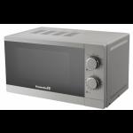 Cuptor cu microunde Hausberg HB-8005IN, 20 L, 700 W, Mecanic, Inox
