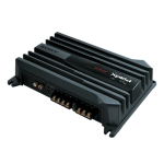 Amplificator auto Sony XMN1004