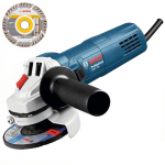 www.magazinieftin.ro-BOSCH GWS 750 (125) Polizor unghiular 750 W, diametru disc 125 + Disc dia 125 mm 060139400D-060139400D-20