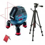 BOSCH GLL 3-50 Nivela laser cu linii 0601063800 + 0601096B00