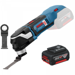 BOSCH GOP 18V-28 (SOLO) Multicutter brushless, Li-Ion (Fara incarcator in set) 06018B6002 + 1600A002U5