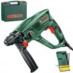 www.magazinieftin.ro-BOSCH PBH 2100 RE Ciocan rotopercutor SDS-plus 550 W, 1.7 J + 6 Burghie 06033A9303-06033A9303-20