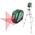 BOSCH UniversalLevel 2 Set Nivela laser cu linii + Stativ 0603663801