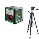 BOSCH QUIGO PLUS Nivela laser cu linii incrucisate 0603663600