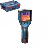 BOSCH GTC 400 C Camera termica digitala Li-Ion, cu 1 acu de 1.5Ah + L-BOXX 0601083101