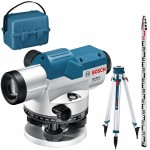 BOSCH GOL 26 G + GR500 + BT160 Professional Nivela optica 0601068003