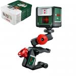 BOSCH QUIGO 3 Nivela laser cu linii incrucisate + Cutie metalica 0603663521