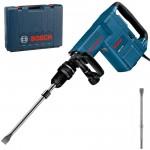 BOSCH GSH 11 E Ciocan demolator SDS-max 1500 W, 16.8 J 0611316708