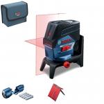 BOSCH GCL 2-50 C + RM 2 Nivela laser cu linii  (20 m) cu Bluetooth + Suport rotatv 0601066G00