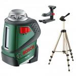 BOSCH PLL 360 Nivela laser autonivelanta cu linii la 360° + Suport universal 0603663020 + STAR700EF