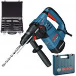 BOSCH GBH 3-28 DRE Ciocan rotopercutor SDS-plus 800 W, 3.1 J 061123A000 + 2608578765