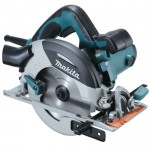 Fierastrau circular manual Makita Professional HS6100 1100W