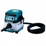 MAKITA DVC864LZ Aspirator cu bluetooth, brushless, Li-Ion, 2x18 V fara acumulator in set (SOLO) DVC864LZ
