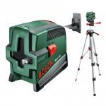 Nivela laser cu linii BOSCH PCL + Stativ constructii 0603008221