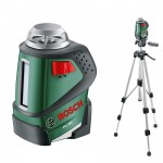 www.magazinieftin.ro-BOSCH PLL 360 Nivela laser autonivelanta cu linii la 360° + Stativ 0603663001-0603663001-20
