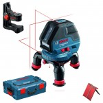 www.magazinieftin.ro-BOSCH GLL 3-50 + BM 1 Nivela laser cu linii + Suport + L-BOXX 0601063802-0601063802-20