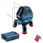 www.magazinieftin.ro-BOSCH GLL 3-50 Nivela laser cu linii + L-BOXX 0601063801-0601063801-20
