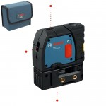 www.magazinieftin.ro-BOSCH GPL 3 Nivela laser cu puncte 0601066100-0601066100-20