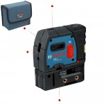 www.magazinieftin.ro-BOSCH GPL 5 Nivela laser cu puncte 0601066200-0601066200-20