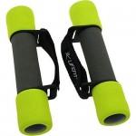 www.magazinieftin.ro-Set gantere spuma 2x1.5kg-529FCINSP0301-20