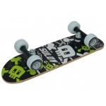 www.magazinieftin.ro-Skateboard MINI 17x5andquot; SKULL-529SKMINI103-20