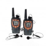 Statie walkie talkie PMR Cobra AM845 + casti GA-EBM2