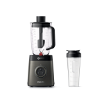 Avance Collection Blender 1400 W, ProBlend 6 3D, Vas din tritan de 2, 2 l, 1 recipient on-the-go HR366490
