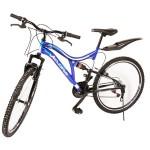 Bicicleta MTB Velors 2659A 26, Blue, cadru 48cm