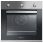 Cuptor incorporabil Candy FCP602XE, Electric, 65 l, 8 functii, Control mecanic, Inox
