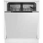 Masina de spalat vase incorporabila Beko DIN35321, 13 Seturi, 5 Programe, E