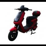 Transport Gratuit- Bicicleta electrica POB11, Rosu