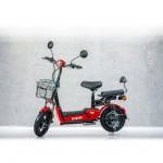 Bicicleta electrica RKS ELEGANT, 30 - 35 km, Litiu Ion