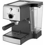 Espressor manual Arielli KM-470 BS, 1470W , negru/argintiu