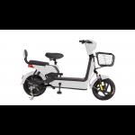 Bicicleta electrica RKS EcoBike, ALB, 25 km/h, 55 kg