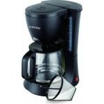 Filtru de cafea Albatros VERONA BLACK 2, 680 W, 1.2 l, negru