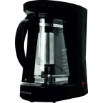 Filtru de cafea-ceai Albatros Dolce 2 in 1, 680W, 1.2L, negru