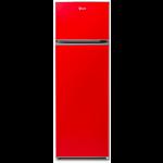 Frigider LDK LF 260 RED, 240L, F, rosu