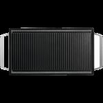 Gratar Plancha Grill Electrolux -universala- pentru plite  gaz, inductie, vitro, barbecue E9HL33