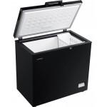 Lada frigorifica Heinner HCF-205NHBKA+, 200l, LED, Negru, A+