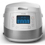 Multicooker Philips HD4731/70, 5L, alb